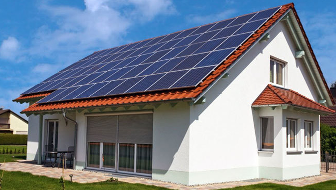 residential solar panels by solar galaxy brisbane
