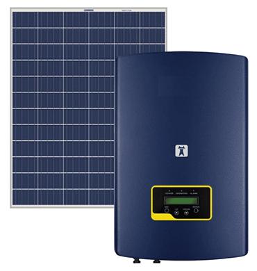 commercial solar installation by solar galaxy