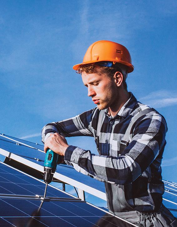 commercial solar panels in brisbane
